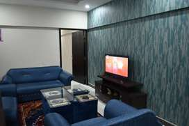 Independent one bed fully furnished apartment available for rent