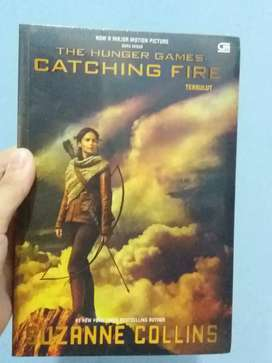 Novel The Hunger Games : Catching Fire