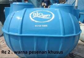 bio septic tank RC BIOGIFT anti bau
