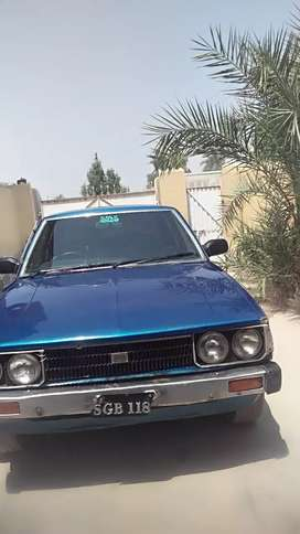 Old Toyota with A.C