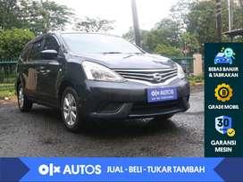 [OLX Autos] Nissan Grand Livina 1.5 SV Facelift A/T 2013 Biru
