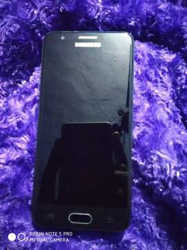 Samsung galaxy J5 Prime with bill box condition like new