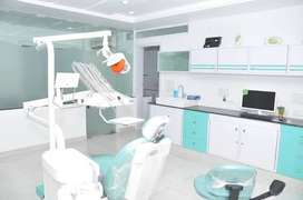 Required female attender for dental clinic in kandivali east