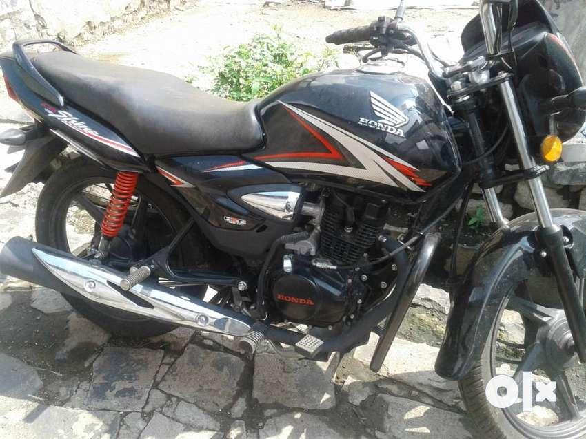 Honda CB Shine 0