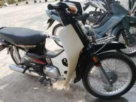 Sepeda motor astrea prima minat