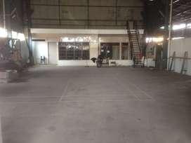 Disewakan gudang di Jln raya Bekasi