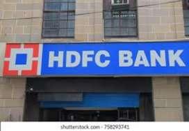 Job Opening for HDFC Bank Pvt Ltd.