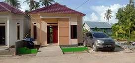 Rumah subsidi berkembang