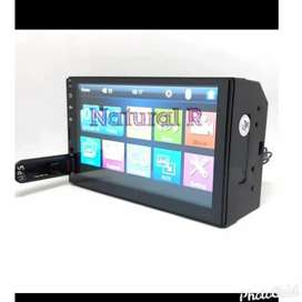 Double Din / Tape Mobil / TV Mobil DHD non dvd bisa Mirror Link Mp5