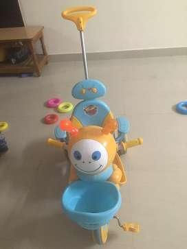 Kids Cycle & Rocker
