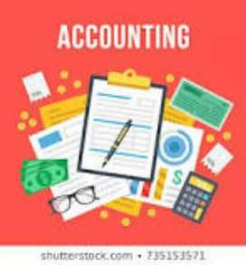 Wanted for accountant ,admin