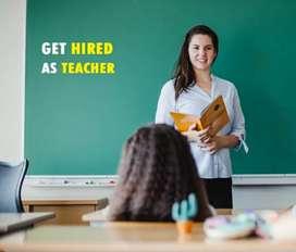 Wanted lady teachers