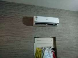 Ac and tv led lcd installation (fitting)