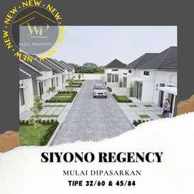 Hanya di Siyono Regency, Beli Rumah DP 0%