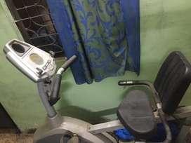 Gym cycle is useful