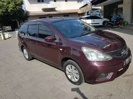 New Grand Livina SV MT 2013 Dp 20jt