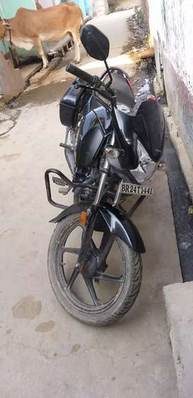 Doctor's bike (officially used) honda livo