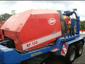 Goweil Silage and Grass Baler