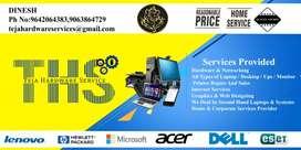 Teja hardware services