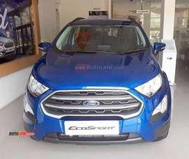 Ford Ecosport EcoSport Ambiente 1.5 TDCi, 2019, Diesel