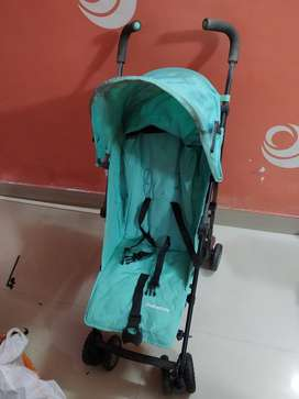 Almost new pram/stroller