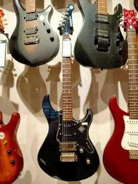 Gitar yamaha pasifica bisa kredit proses 3menit