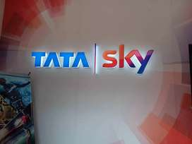 TATA SKY NEW CONNECTION WITH HD BOX
