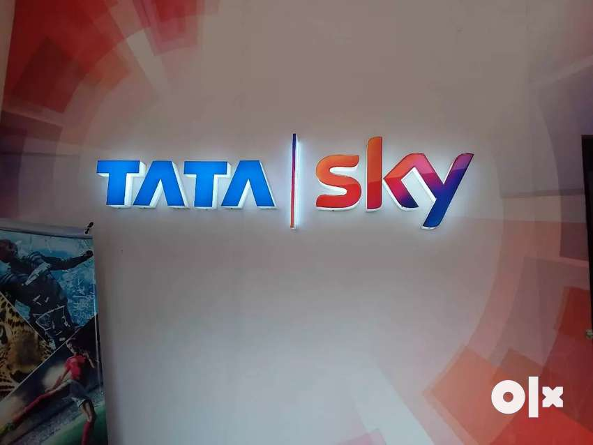 TATA SKY NEW CONNECTION WITH HD BOX 0