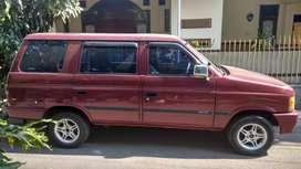 Dijual Panther Merah Metallic tahun 1996 Grand Royal plat Malang Kota