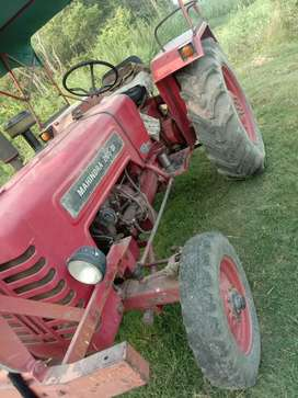 Selling tractor