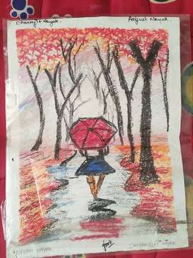 Peaceful Drawing