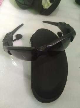 Kacamata bluetooth (headset)
