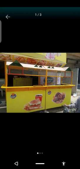 burger counter and rool counter for sale