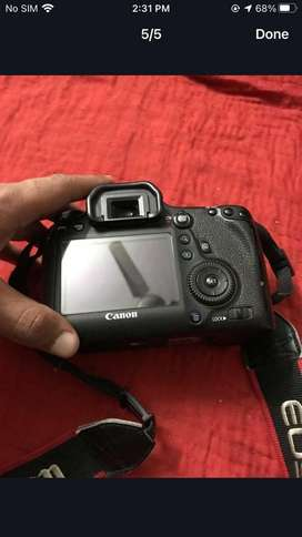 Canon 6d with full box
