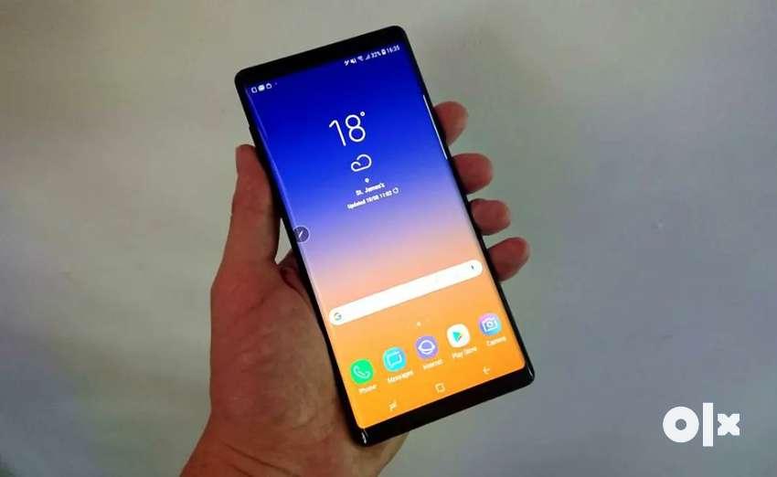 Samsung Galaxy Note 9 (8gb+512GB  Ocean Blue) 0