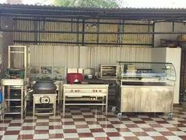 Multi Cuisine Restaurant Kitchen Equipment