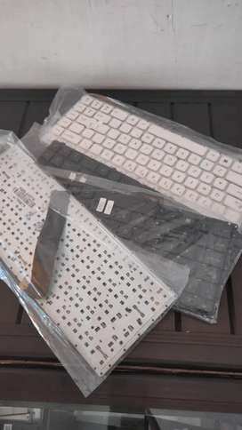 Keyboard laptop asus lenovo toshiba hp acer