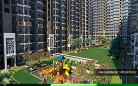 1105 Sq Ft  Invest Flat available Noida Extension at Gulshan Bellina f