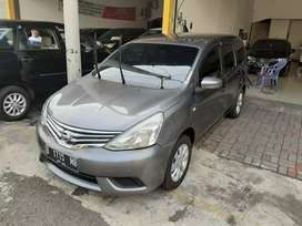 Nissa Livina SV AT 2013 New model paket TDP 15jt an