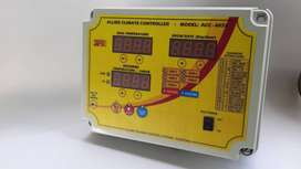Industrial Poultry Climate Controller ACC-607A (5 FAN CONTROL)