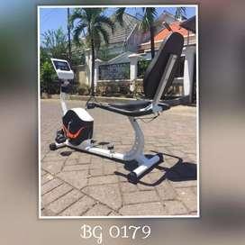 Jual Sepeda Statis // Treadmill // Home Gym // Recumbent Bike