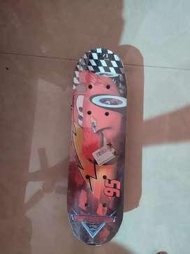 skating board