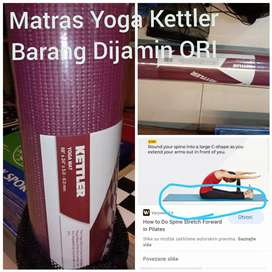 Matras Yoga Kettler ORIGINAL