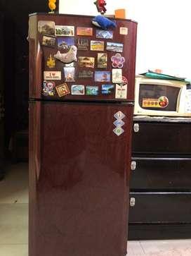 Double door Godrej's refrijarator in excellent working condition.
