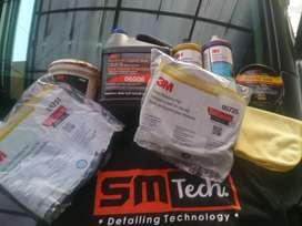 salon mobil detailing nano coating ceramic paint protections PANGGILAN