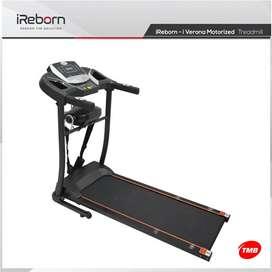 Promo treadmill elektrik 2 fungsi verona bisa COD bandung cimahi
