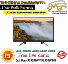55 inch Smart LED TV // Mahabachat exciting offer (Brand New)