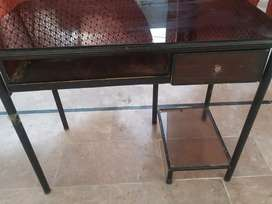 Iron computer table for sale