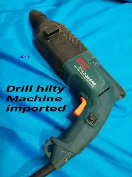Drill Machine Available