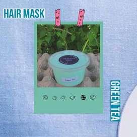 Hair Mask / Masker Rambut Green Tea